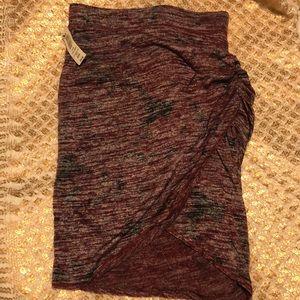 NWT Wilfred Free Tyra Skirt